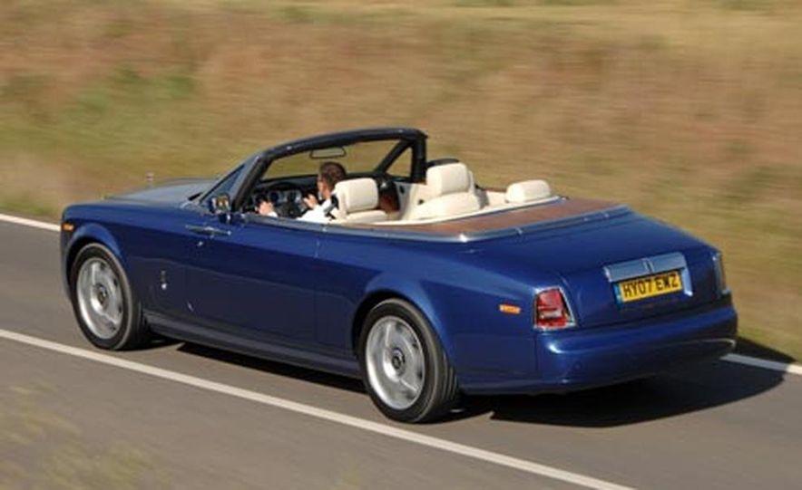 2008 Rolls-Royce Phantom Drophead Coupe - Slide 3