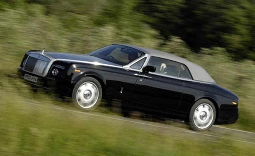 2008 Rolls-Royce Phantom Drophead Coupe - Slide 5