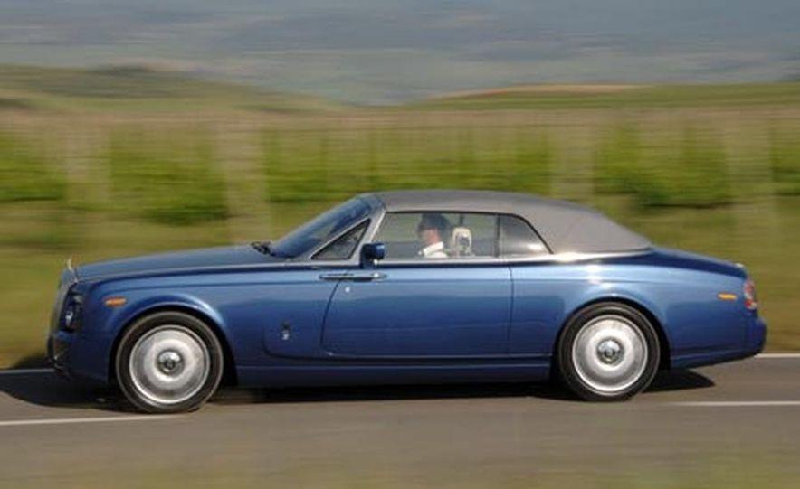 2008 Rolls-Royce Phantom Drophead Coupe - Slide 6