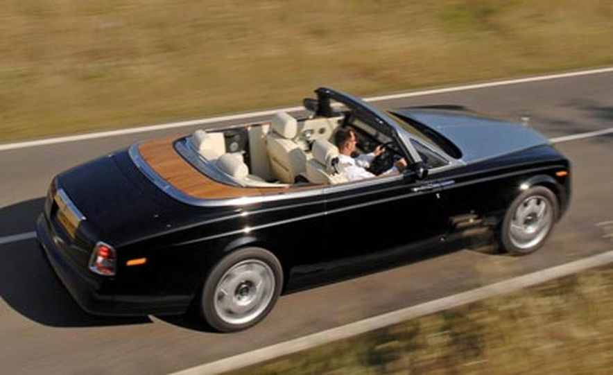 2008 Rolls-Royce Phantom Drophead Coupe - Slide 8