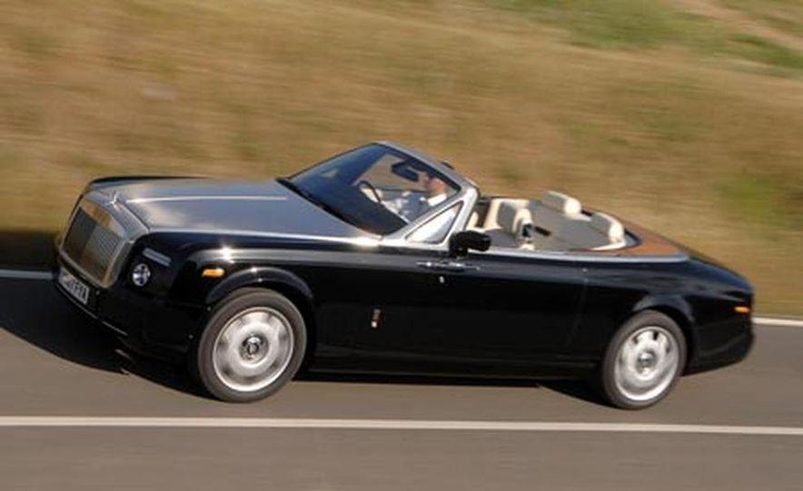 2008 Rolls-Royce Phantom Drophead Coupe - Slide 9