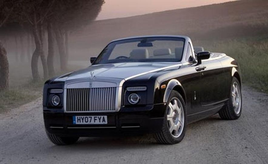 2008 Rolls-Royce Phantom Drophead Coupe - Slide 10