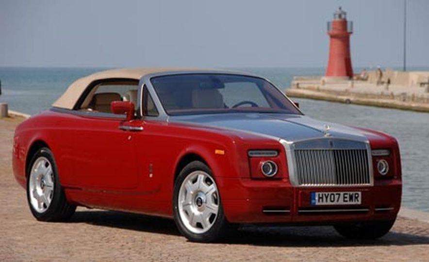 2008 Rolls-Royce Phantom Drophead Coupe - Slide 11