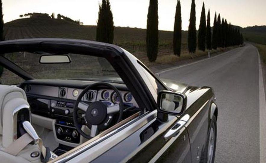 2008 Rolls-Royce Phantom Drophead Coupe - Slide 12