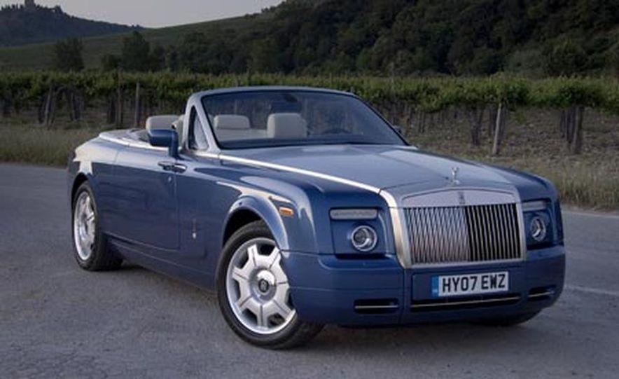 2008 Rolls-Royce Phantom Drophead Coupe - Slide 13