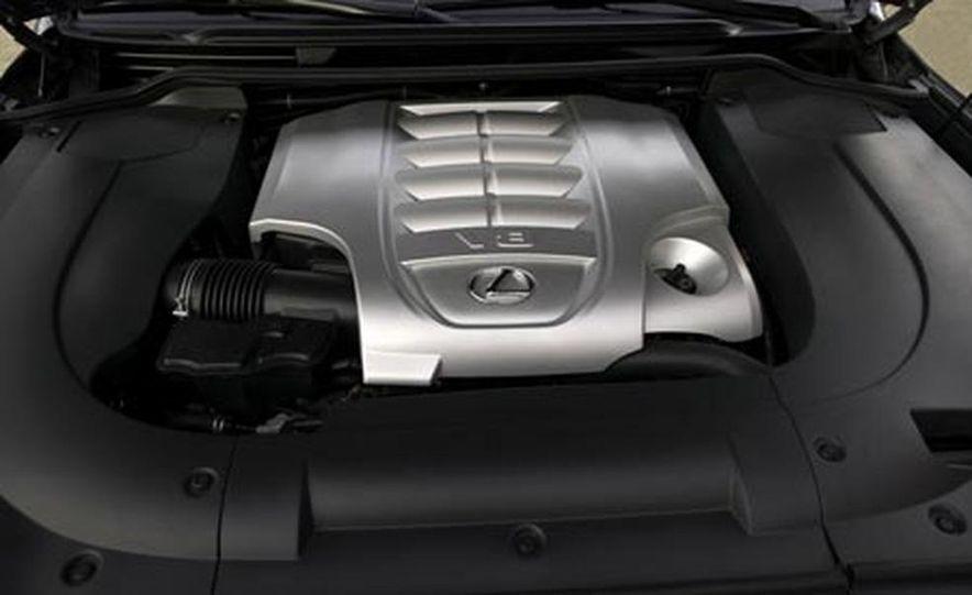 2008 Lexus LX570 - Slide 9