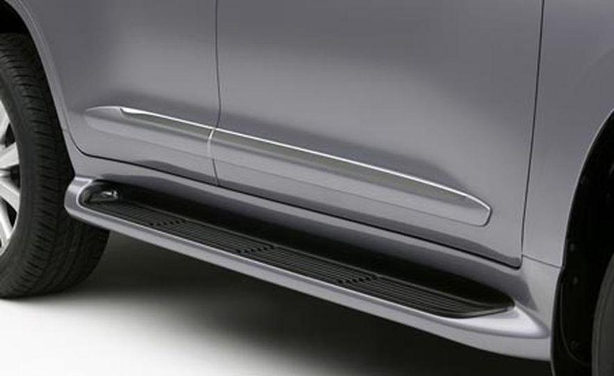 2008 Lexus LX570 - Slide 20