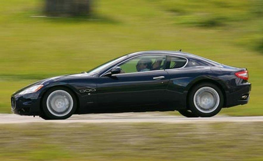 2008 Maserati GranTurismo - Slide 1