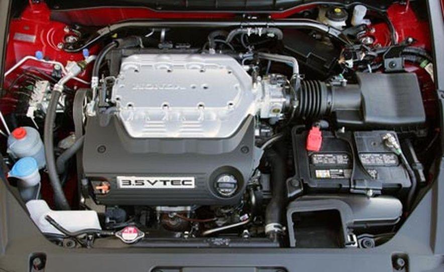 2008 Honda Accord 3.5-liter VTEC V6 engine - Slide 1