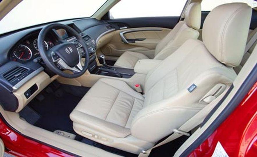 2008 Honda Accord 3.5-liter VTEC V6 engine - Slide 14