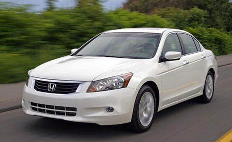 2008 Honda Accord 3.5-liter VTEC V6 engine - Slide 20