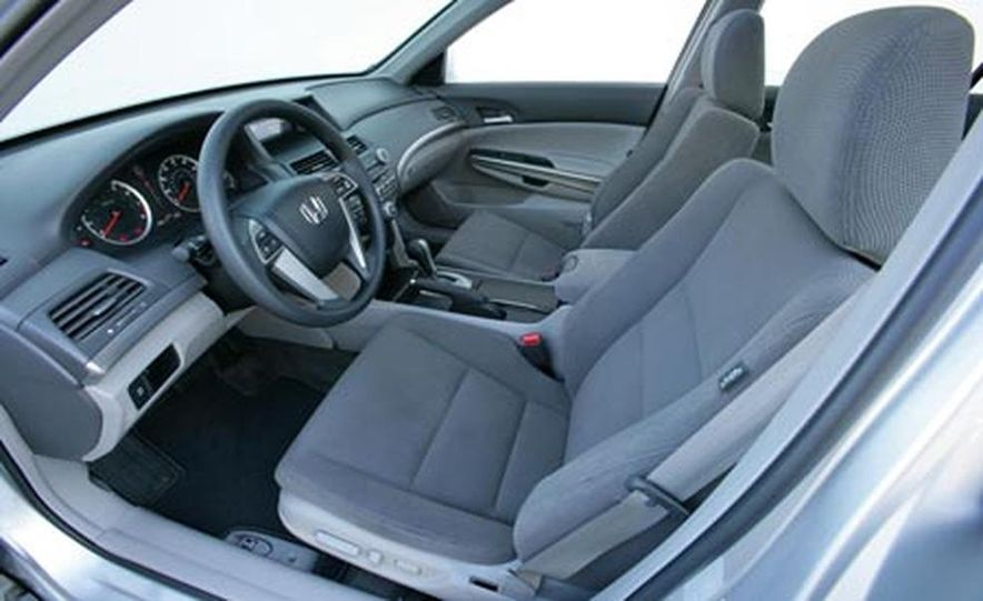 2008 Honda Accord 3.5-liter VTEC V6 engine - Slide 5