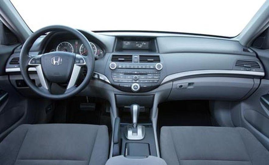 2008 Honda Accord 3.5-liter VTEC V6 engine - Slide 6