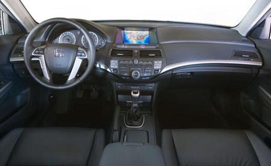 2008 Honda Accord 3.5-liter VTEC V6 engine - Slide 7