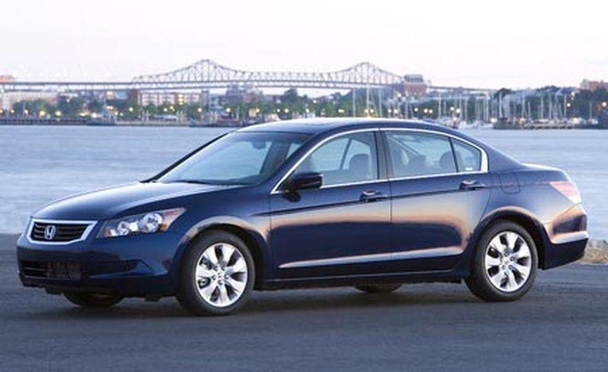2008 Honda Accord 3.5-liter VTEC V6 engine - Slide 4