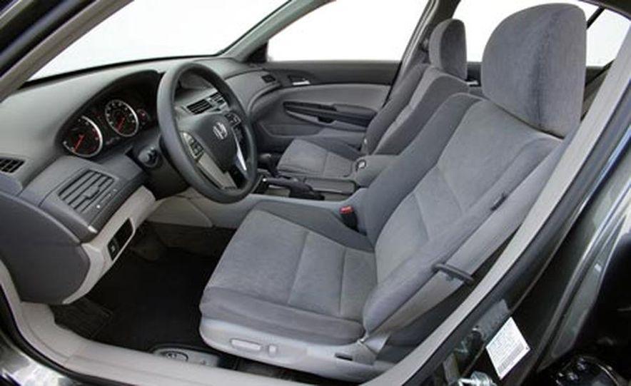 2008 Honda Accord 3.5-liter VTEC V6 engine - Slide 28