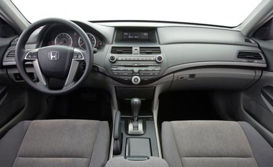 2008 Honda Accord 3.5-liter VTEC V6 engine - Slide 29