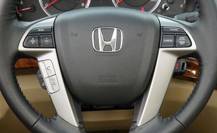 2008 Honda Accord 3.5-liter VTEC V6 engine - Slide 34