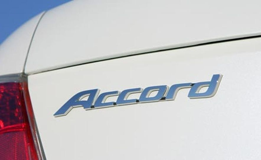 2008 Honda Accord 3.5-liter VTEC V6 engine - Slide 35