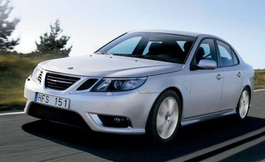 2008 Saab 9-3 - Slide 1