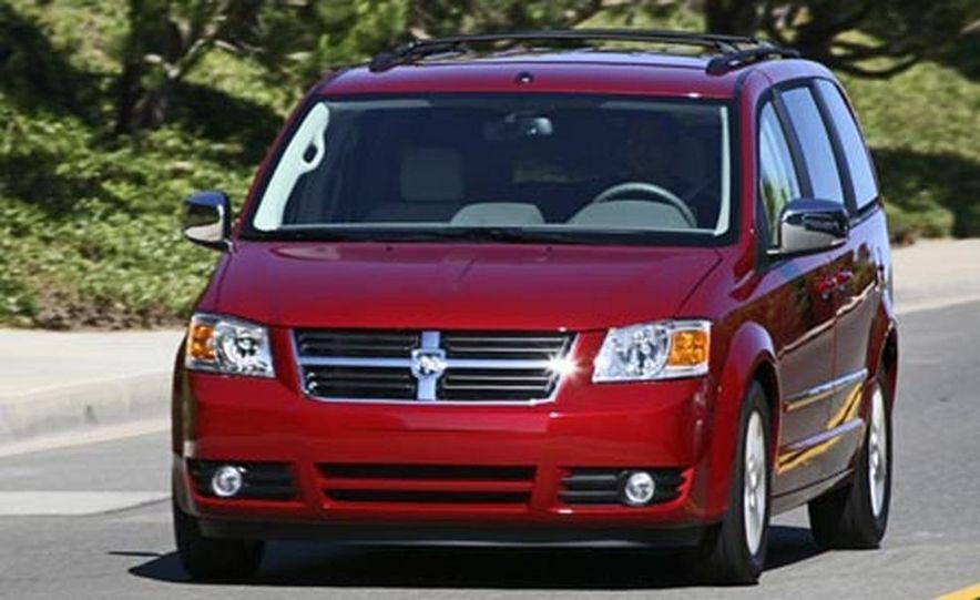 2008 Chrysler Town $amp; Country - Slide 11