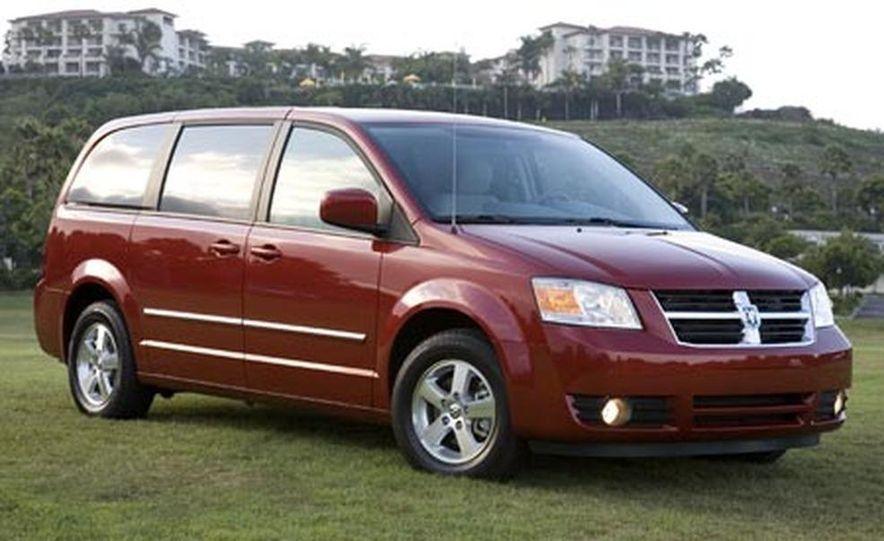2008 Chrysler Town $amp; Country - Slide 14