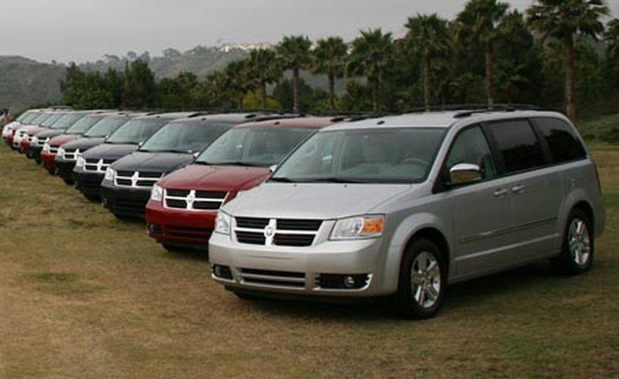 2008 Chrysler Town $amp; Country - Slide 15