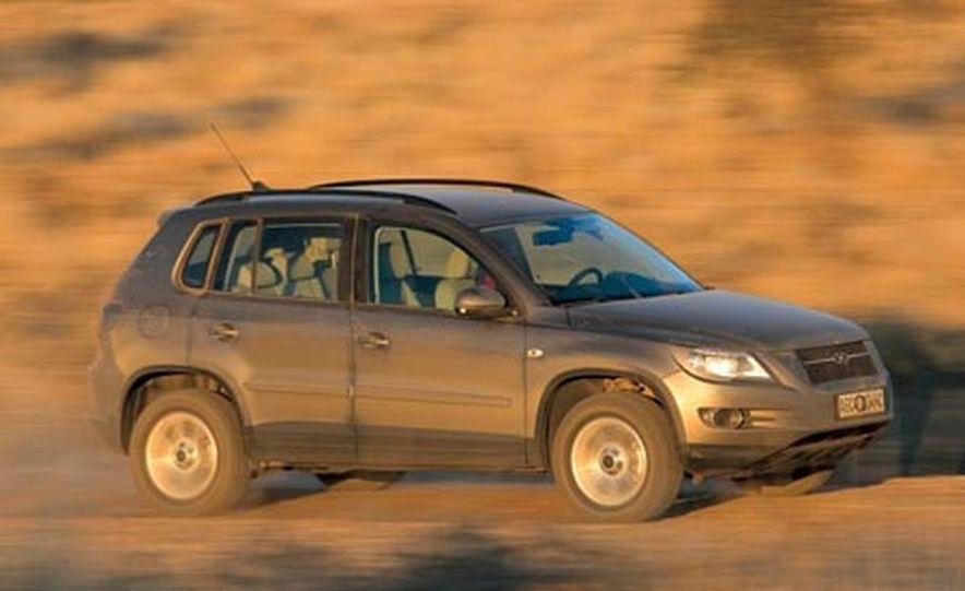 2009 Volkswagen Tiguan - Slide 1