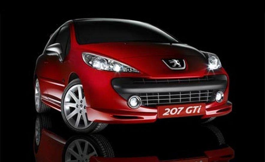 2007 Peugeot 207GTi - Slide 2