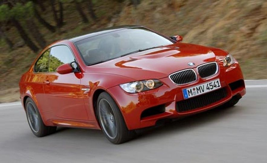 2008 BMW M3 - Slide 1
