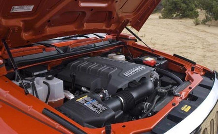 2008 Hummer H3 Alpha - Slide 19