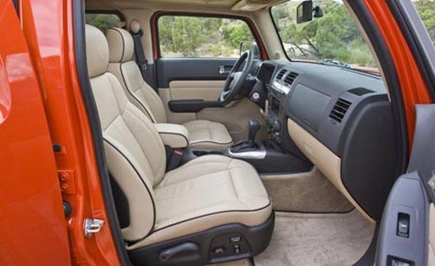 2008 Hummer H3 Alpha - Slide 20