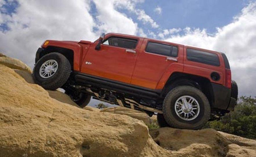 2008 Hummer H3 Alpha - Slide 1