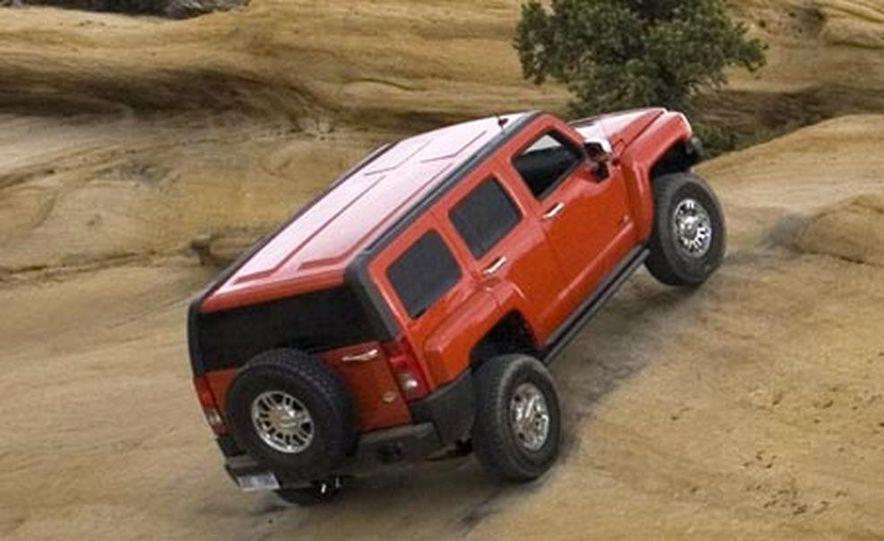 2008 Hummer H3 Alpha - Slide 3