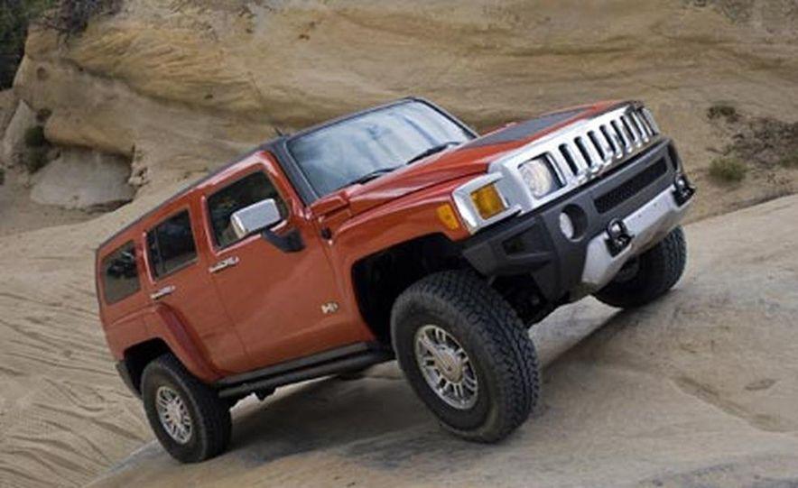 2008 Hummer H3 Alpha - Slide 4
