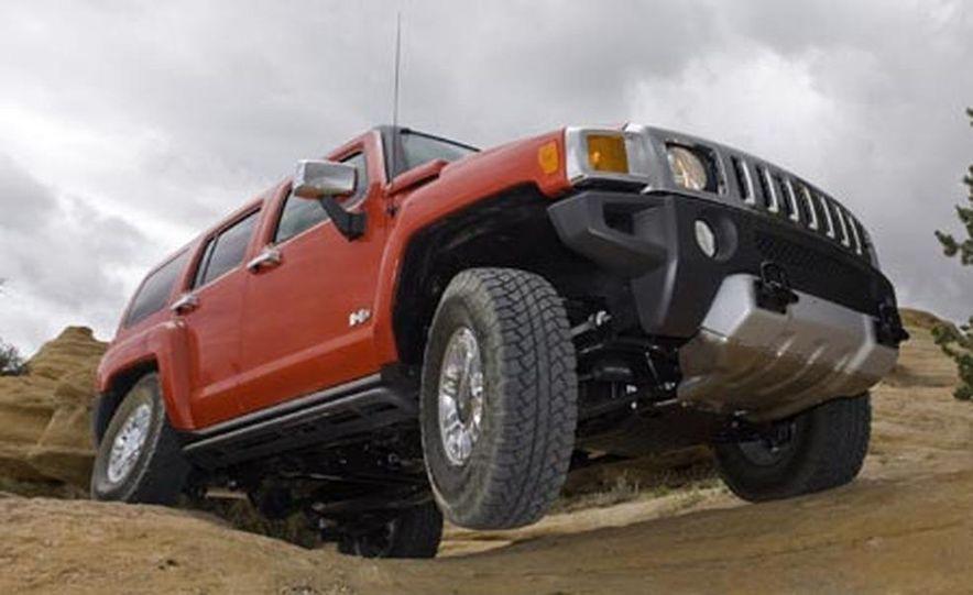 2008 Hummer H3 Alpha - Slide 5