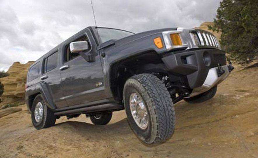 2008 Hummer H3 Alpha - Slide 6