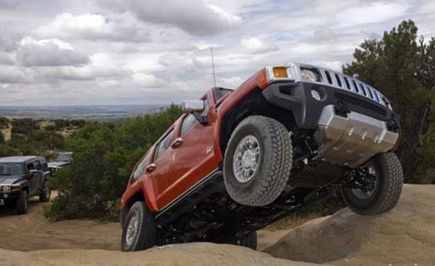 2008 Hummer H3 Alpha - Slide 9