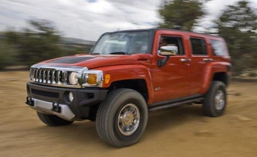 2008 Hummer H3 Alpha - Slide 11