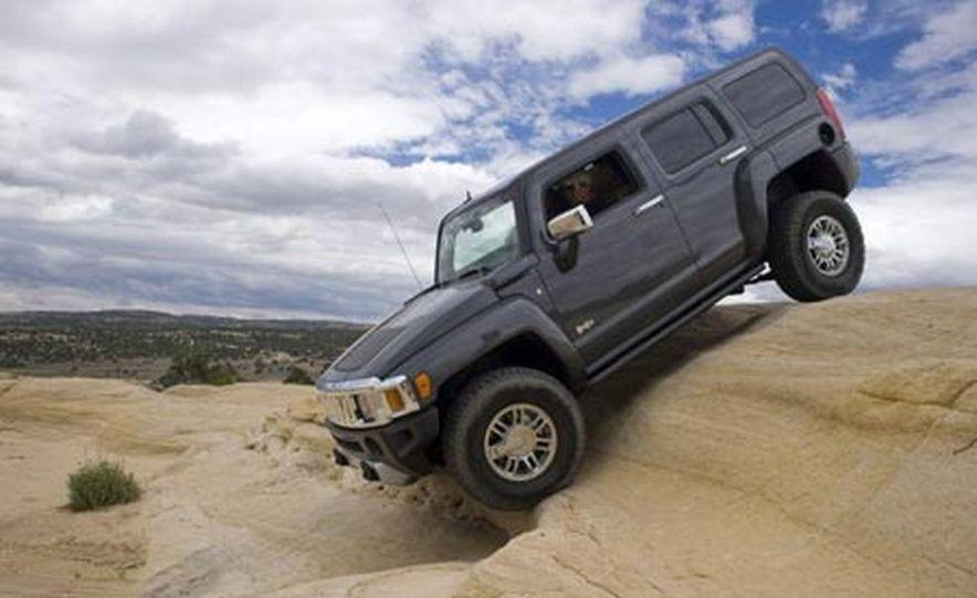 2008 Hummer H3 Alpha - Slide 14