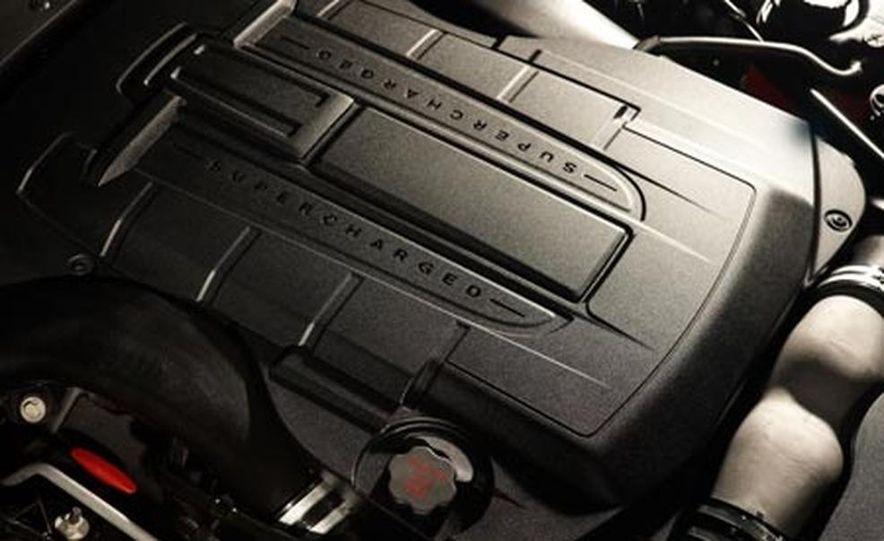 2007 Jaguar XKR convertible - Slide 17