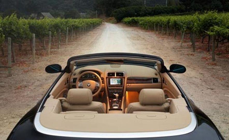 2007 Jaguar XKR convertible - Slide 5