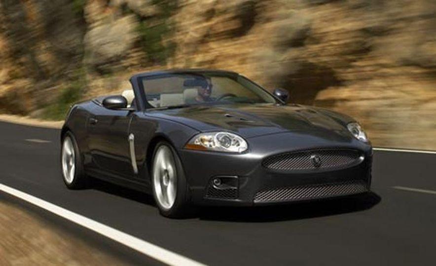 2007 Jaguar XKR convertible - Slide 6
