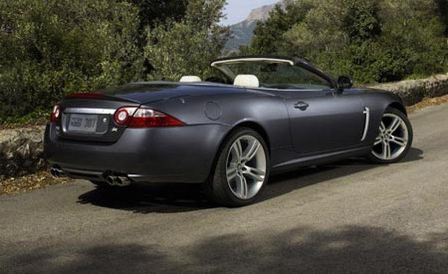 2007 Jaguar XKR convertible - Slide 9