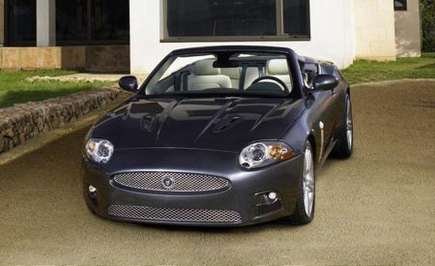 2007 Jaguar XKR convertible - Slide 10