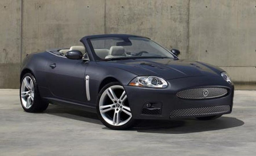 2007 Jaguar XKR convertible - Slide 11