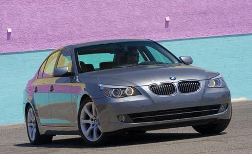 2008 BMW 5-series - Slide 2
