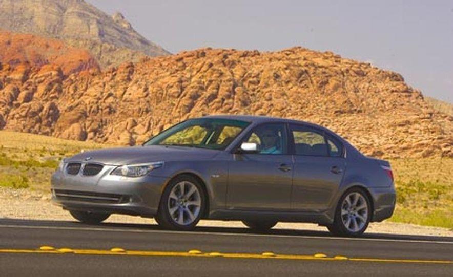 2008 BMW 5-series - Slide 4