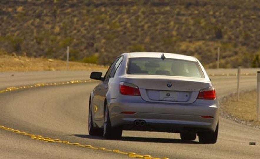 2008 BMW 5-series - Slide 6