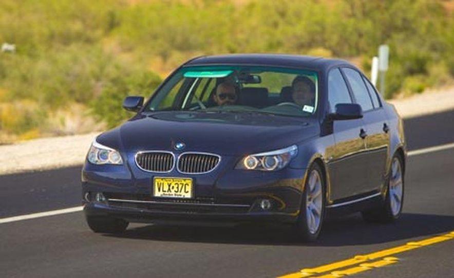 2008 BMW 5-series - Slide 7